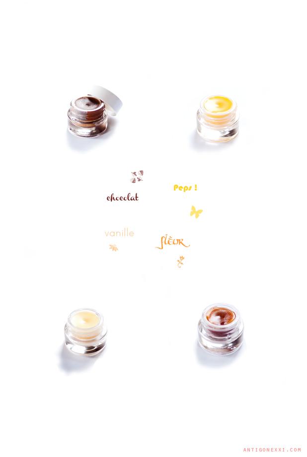 Baume à lèvres maison - Antigone XXI