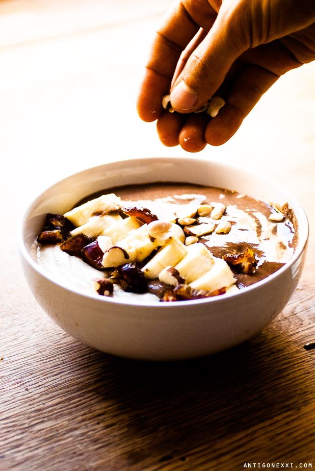 Le petit-déjeuner de la demi-lune - Antigone XXI