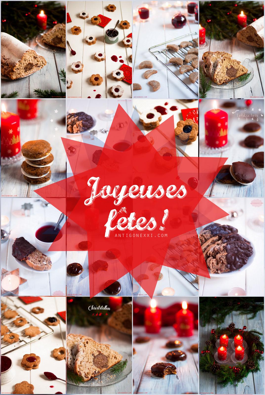 Joyeuses fêtes - Antigone XXI