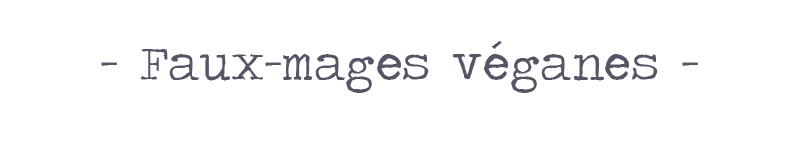 fauxmages vege